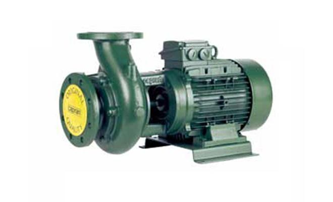 Close Couple Centrifugal Pump, CAPRARI
